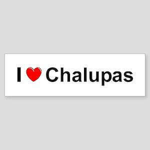 Chalupas Sticker (Bumper)