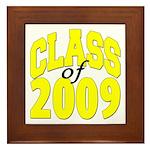 Class of 2009 ver3 Framed Tile