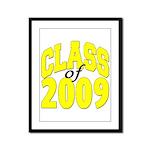 Class of 2009 ver3  Framed Panel Print