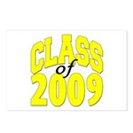 Class of 2009 ver3 Postcards (Package of 8)