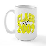 Class of 2009 ver3 Large Mug