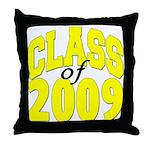 Class of 2009 ver3  Throw Pillow