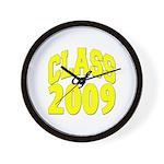 Class of 2009 ver3 Wall Clock