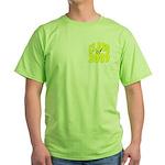 Class of 2009 ver3 Green T-Shirt