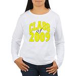 Class of 2009 ver3 Women's Long Sleeve T-Shirt