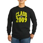 Class of 2009 ver3 Long Sleeve Dark T-Shirt