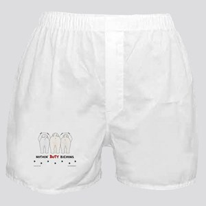 Nothin' Butt Bichons Boxer Shorts