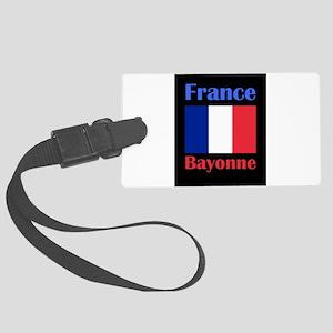 Bayonne France Luggage Tag
