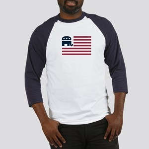 GOP Flag Baseball Jersey