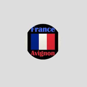 Avignon France Mini Button