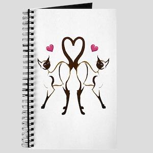 My Kitty Hearts Valentine Journal
