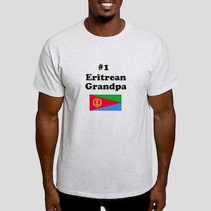 #1 Eritrean Grandpa Light T-Shirt