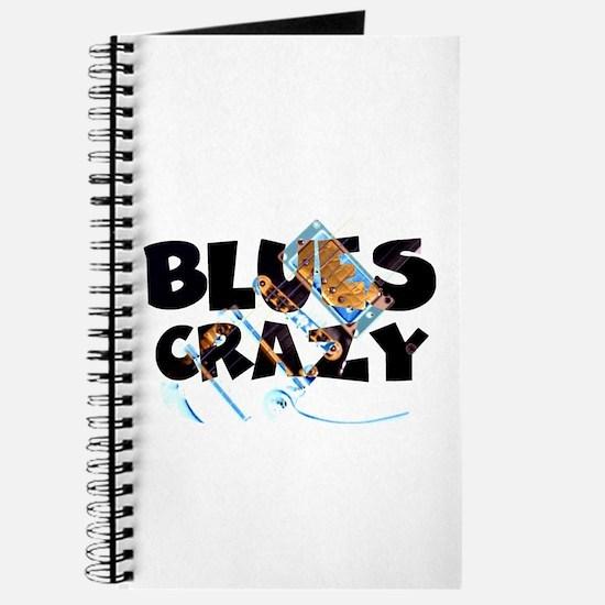 Blues Crazy Journal