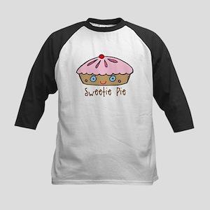Sweetie Pie Kids Baseball Jersey