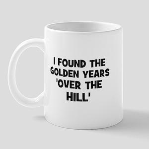 I found the golden years 'Ove Mug