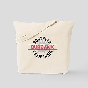 Burbank Californa Tote Bag