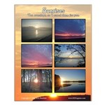 Sunrise - Small Poster