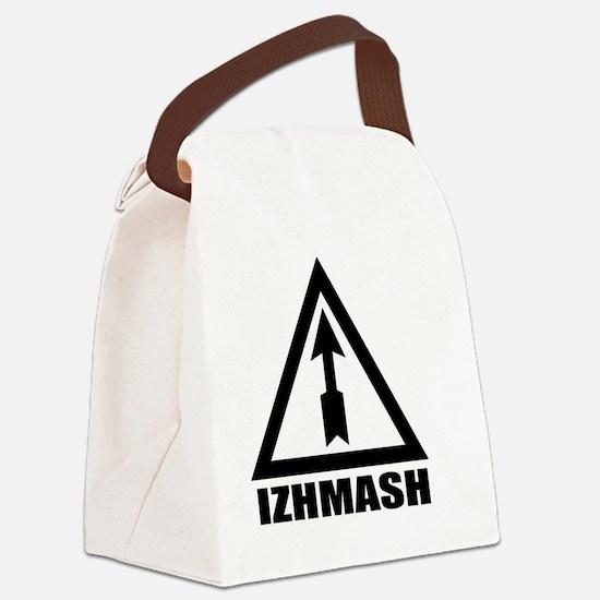 Unique Izhmash Canvas Lunch Bag