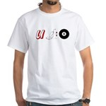 You Suck at 8 Ball White T-Shirt