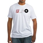 You Suck at 8 Ball Fitted T-Shirt