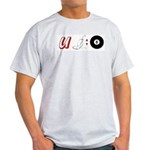 You Suck at 8 Ball Ash Grey T-Shirt