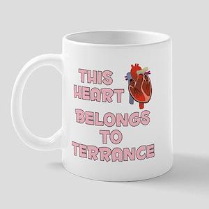 This Heart: Terrance (C) Mug