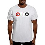 I suck at 8 Ball Ash Grey T-Shirt