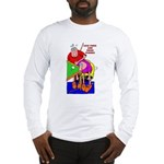Less Poke More Stroke Long Sleeve T-Shirt