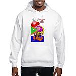 Less Poke More Stroke Hooded Sweatshirt