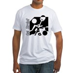 Got Stroke? Fitted T-Shirt