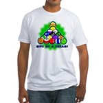 Give me a Break! Fitted T-Shirt