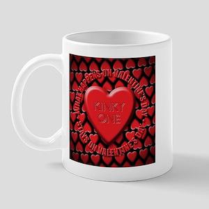 kinky one Mug