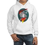 Shark 'em! Hooded Sweatshirt