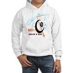 Break N Run Hooded Sweatshirt