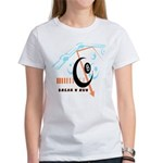Break N Run Women's T-Shirt
