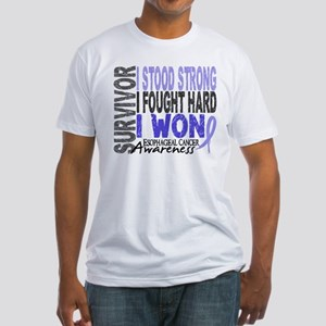Survivor 4 Esophageal Cancer Shirts and Gifts T-Sh