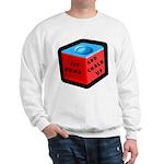 Sit Down and Chalk Up Sweatshirt