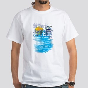 Salt Water Is For Fishing T Shirt T-Shirt