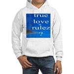 334.67.trulovrules Hooded Sweatshirt