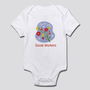Thank You Infant Bodysuit