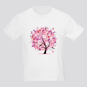 Tree of Life 22 Kids Light T-Shirt