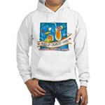 Tropical Girls Night Out Hooded Sweatshirt