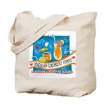 Tropical Girls Night Out Tote Bag