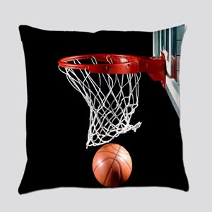 Basketball Point Everyday Pillow