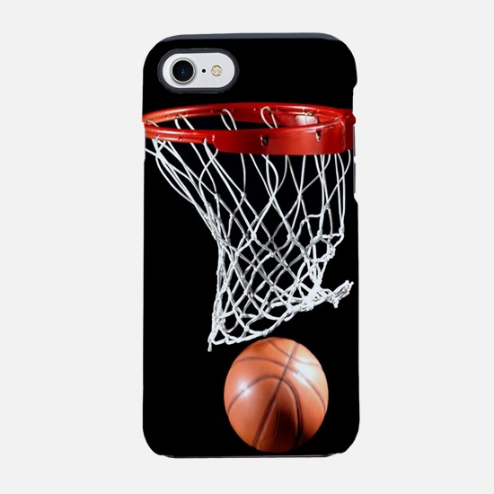 Basketball Point iPhone 8/7 Tough Case