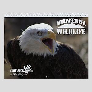 Montana Wildlife Wall Calendar