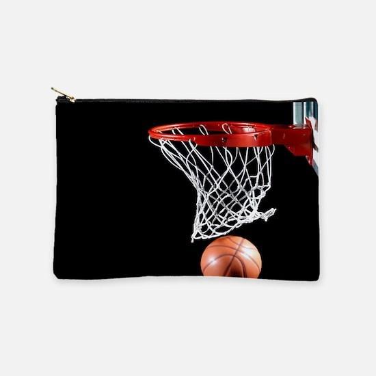 Basketball Point Makeup Bag