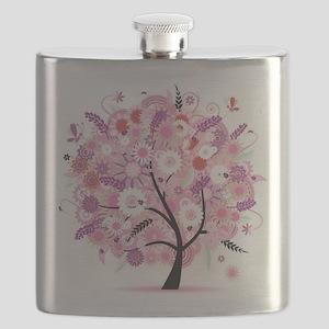 Tree of Life 22 Flask
