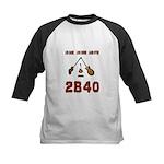 2b40 Kids Baseball Jersey