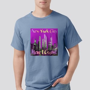 New York City Here I Come! T-Shirt